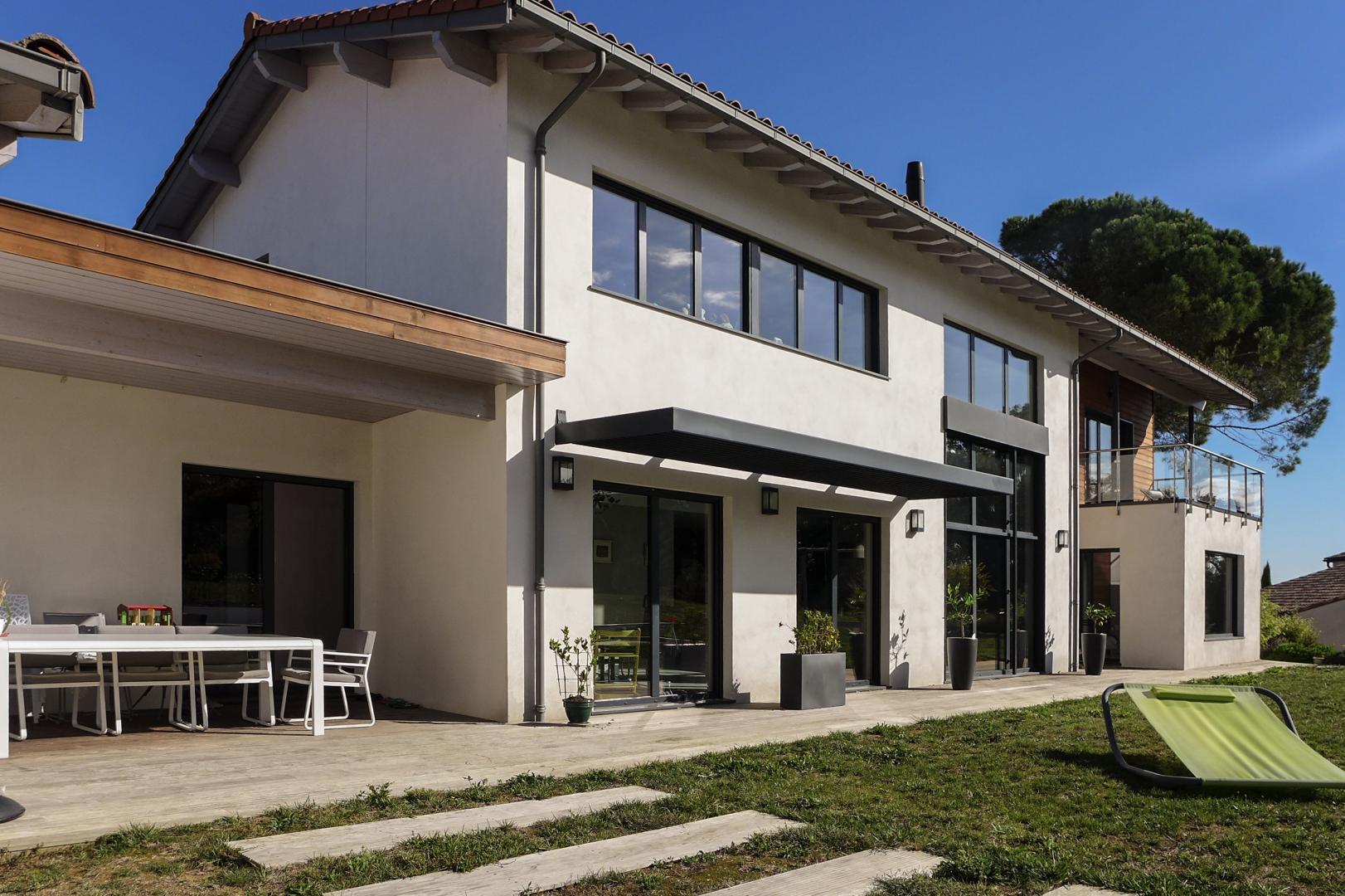 architecte bioclimatique 31 franz schneider architecte architecte haute garonne midi. Black Bedroom Furniture Sets. Home Design Ideas